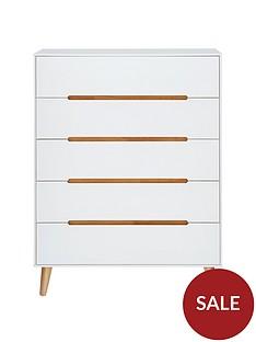 julian-bowen-alicia-5-drawer-chest