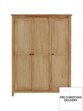 julian-bowen-marlborough-3-door-wardrobe-with-fitted-interior
