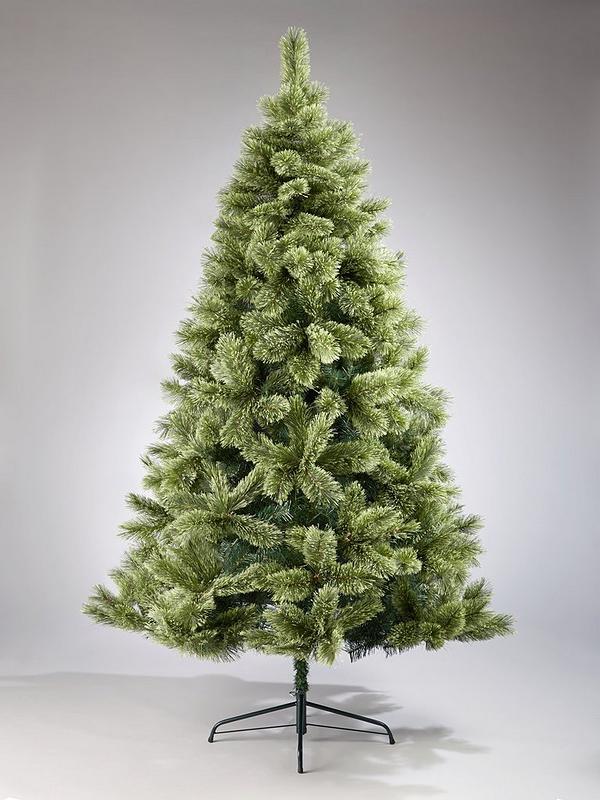 7ft Christmas Tree.Cashmere Tips Christmas Tree 7ft