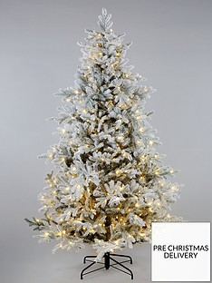 pre-lit-frosted-real-look-bell-shaped-christmas-tree-7ft