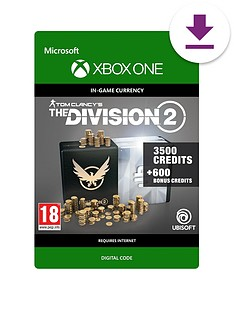 xbox-one-tom-clancys-the-division-2-4100-premium-credits-pack