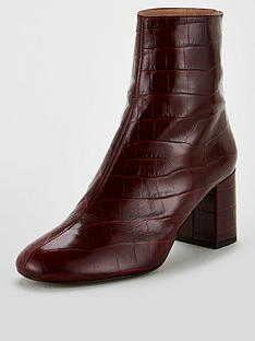 whistles-leather-bartley-croc-back-zip-ankle-boots-burgundy