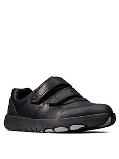 clarks-rex-pace-school-shoes-black