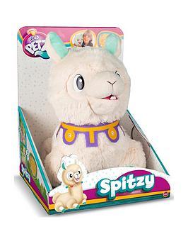 Club Petz   Spitzy The Funny Llama