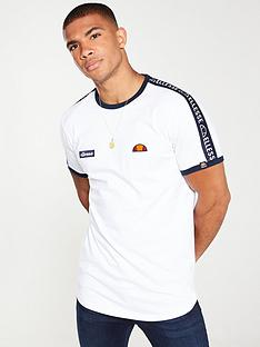 ellesse-fede-taped-t-shirt-white