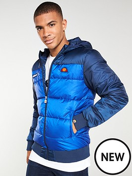 ellesse-brenta-hooded-jacket-blue