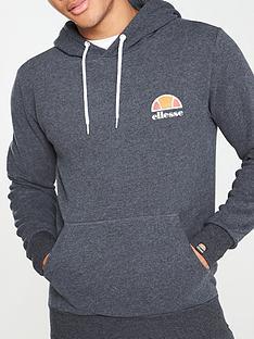 ellesse-toce-overhead-hoodie-dark-grey