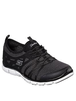 skechers-gratis-what-a-sight-trainers-black