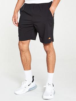 ellesse-sport-bordini-shorts-black