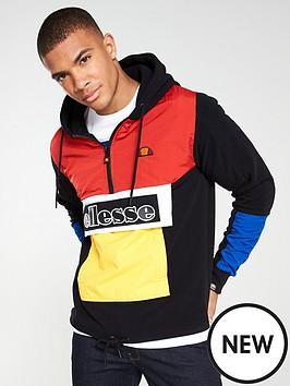 ellesse-legno-12-zip-hoodie-multi