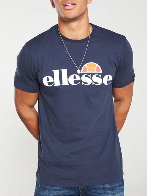 ellesse-prado-t-shirt-navy