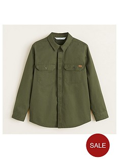 mango-boys-long-sleeve-utility-shirt-khaki