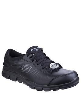 skechers-edred-trainers-black