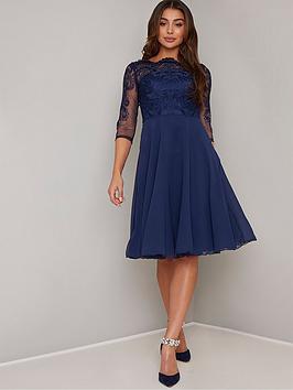 chi chi london Chi Chi London Carmella Lace Dress Picture