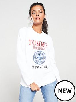 tommy-hilfiger-tommy-hilfiger-delia-crew-neck-sweatshirt