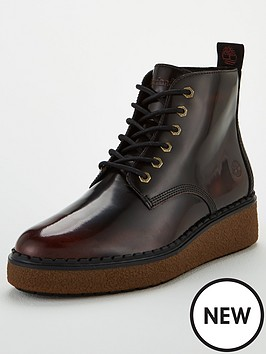 timberland-bluebell-lane-lace-up-ankle-boots-dark-red