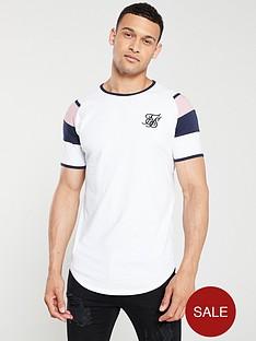 sik-silk-sprint-gym-t-shirt-white