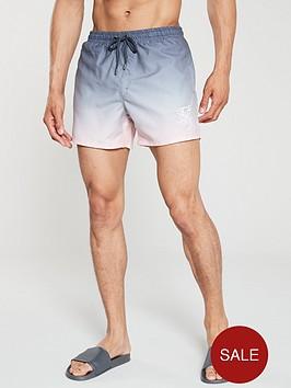 sik-silk-fade-swim-shorts-greypeach