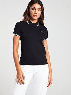 fred-perry-twin-tipped-fred-perry-shirt-black