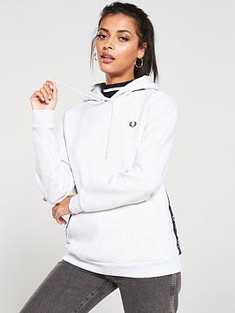 fred-perry-taped-hooded-sweatshirt