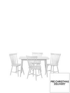 julian-bowen-torino-120-cm-dining-table-4-chairs-white