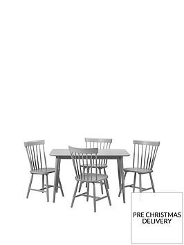julian-bowen-torino-120-cm-dining-table-4-chairs-grey