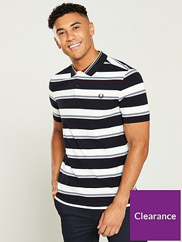 fred-perry-striped-pique-polo-shirt-multi-coloured