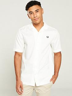fred-perry-reverse-collar-shirt-white