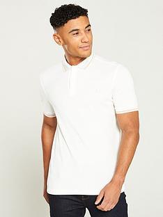 fred-perry-abstract-collar-pique-polo-shirt-white