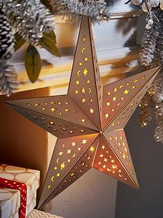 wooden-star-light-hanging-christmas-decoration