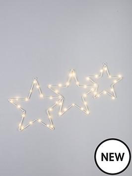 shooting-stars-lit-wall-christmas-decoration