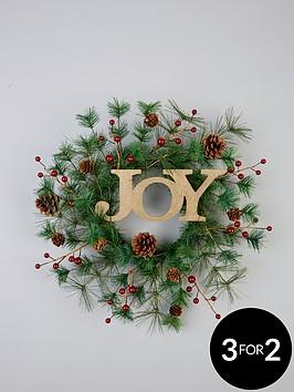 16-inch-joy-christmas-wreath