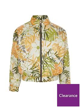 river-island-girls-palm-print-bomber-jacket-khaki