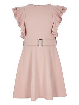 river-island-girls-ruffle-belted-dress-pink