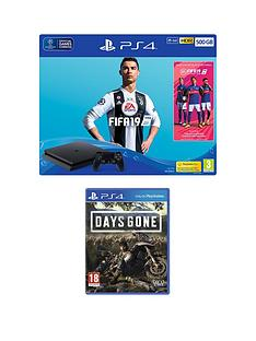 playstation-4-fifa-19-ps4-500gb-bundle-with-days-gone-with-optional-extras