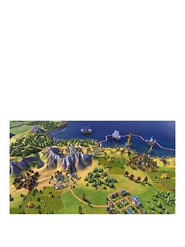 Nintendo Switch   Civilization Vi - Switch