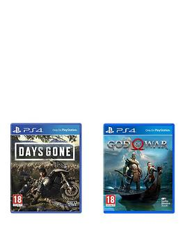 playstation-4-days-gone-and-god-of-war-twin-pack-ps4