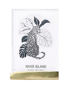river-island-gold-perspex-photo-frame