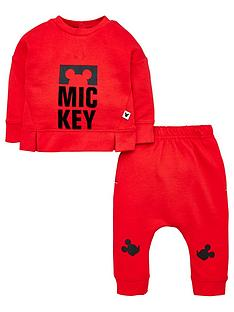 mickey-mouse-baby-boys-jog-set-red