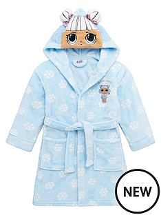 lol-surprise-girls-snow-angel-robe-multi