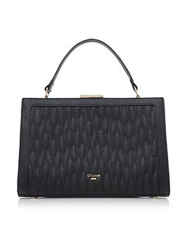 dune-london-dune-london-dequilt-large-quilted-frame-bag