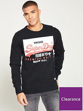 superdry-vintage-logo-crew-neck-sweater-black