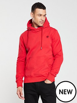 superdry-collective-hoodie-red
