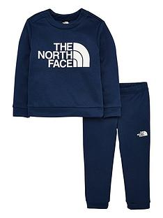 the-north-face-toddler-surgent-crew-set-navy