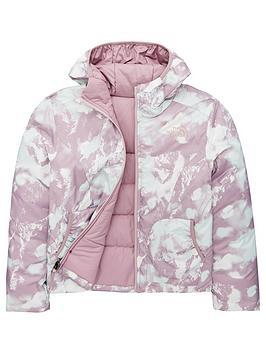 the-north-face-girls-reversible-perrito-jacket-lilac-print