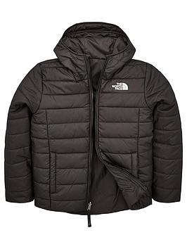 The North Face The North Face Boys Reversible Perrito Jacket - Black Picture