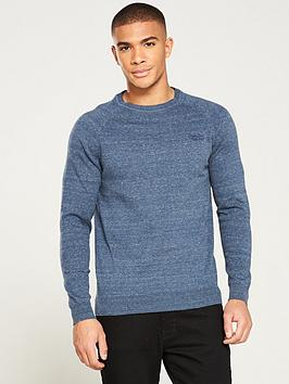 superdry-orange-label-cotton-crew-neck-jumper-blue