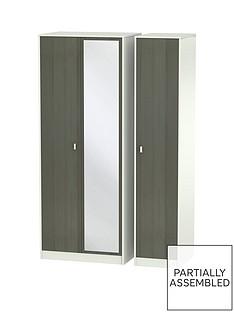 sahara-part-assembled-3-door-mirrored-wardrobe