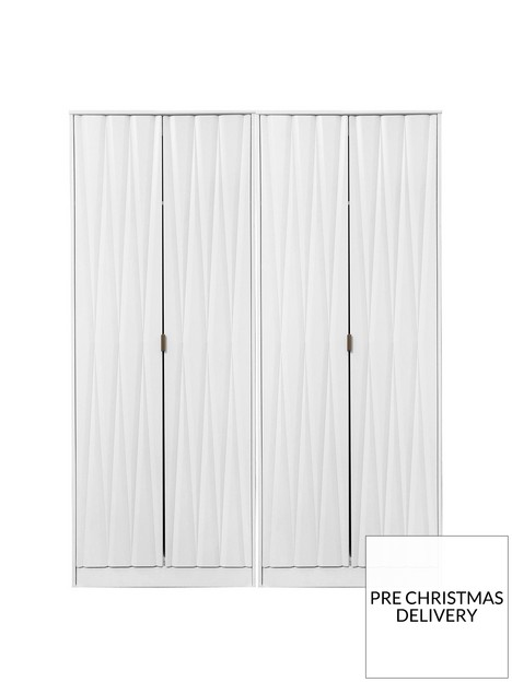 swift-versailles-part-assembled-4-door-wardrobe