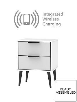 swift-copenhagen-ready-assembled-2-drawer-bedside-tablenbspwith-integrated-wireless-charging